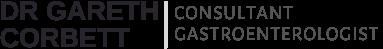 Dr Gareth Corbett – Consultant Gastroenterologist Logo